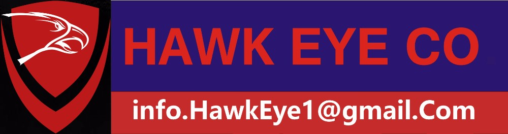 Neopreen nek ondersteuning hand guard door Hawk Eye Co.