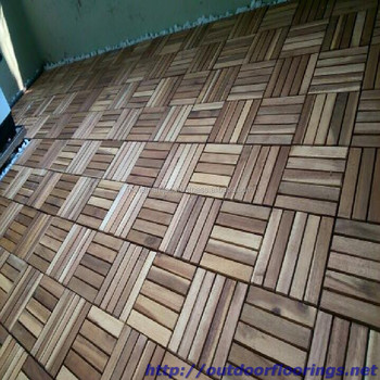 Outdoor Flooring For Garden Balcony Pool Interlocking Wood Deck Tile Exterior Floor Tiles Furniture Product On Alibaba