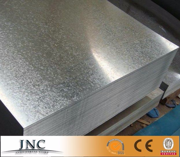 Galvanized Plain Sheet 4x8 Gi Sheet Metal Galvanised