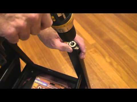 Slipstick Floor Protectors CB250 O 25mm Furniture Slider Foot for Hardwood Floors Installation Video