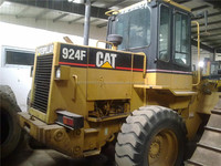 Used CAT 924 Wheel Loader, Used Caterpillar 924F Wheel Loader for sale