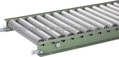 Trusco Steel Roller Conveyor (rollers 38.1mm Diameter 1.2mm Thick ...