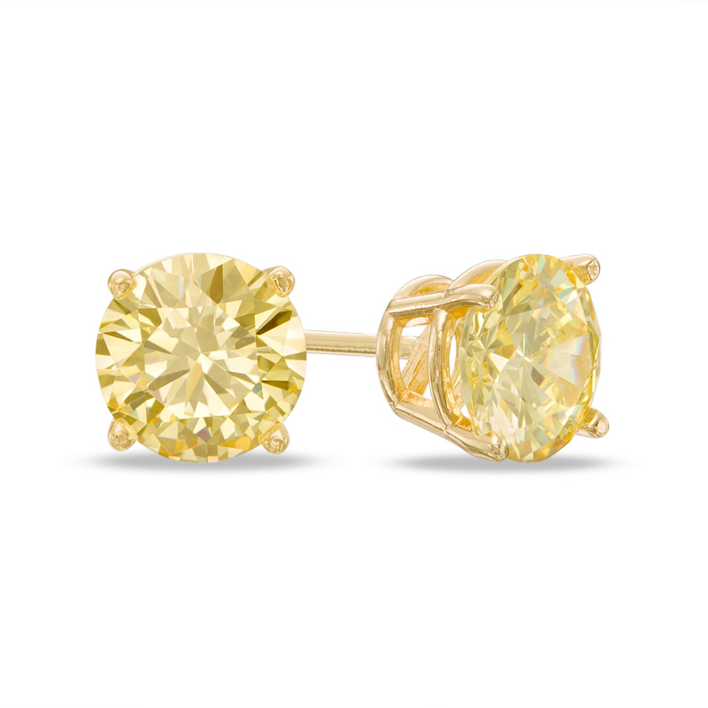 Yellow Diamond Studs Supplieranufacturers At Alibaba