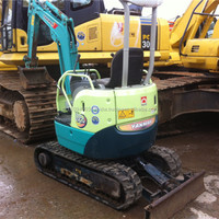 Used Yanmar Mini Excavator Vio20-3 <sold>