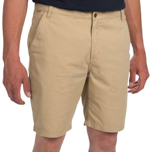 Wholesale Mens Khaki Chino Shorts/High quality plus size mens bermuda 100% cotton shorts/Hot Sale Twill Mens Cotton Shorts