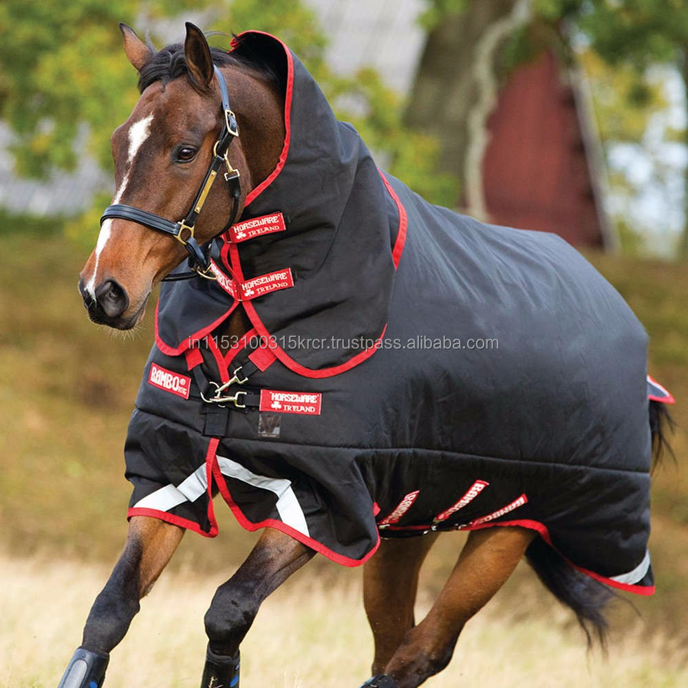 Horse Winter Rug Combo