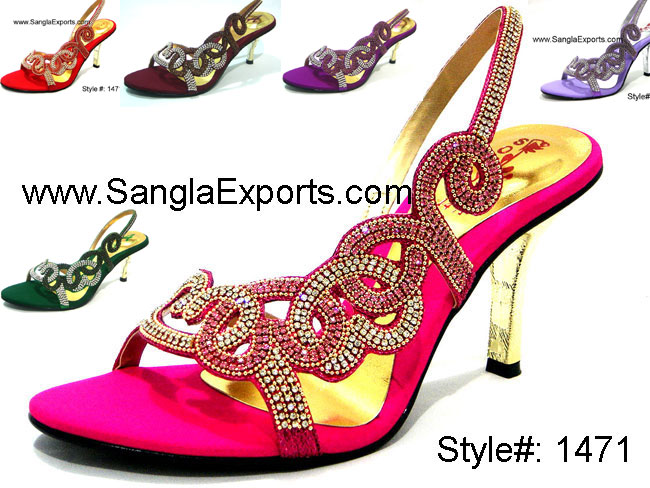 Pakistan Ladies Bridal Sandals Manufacturers And Suppliers On Alibaba