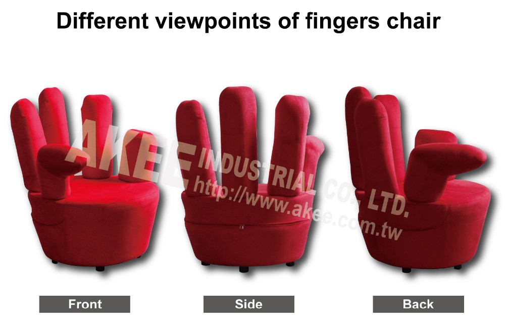 Polster Schaum Spaß Finger Geformt Kind Sofa Stuhl Buy Moderne
