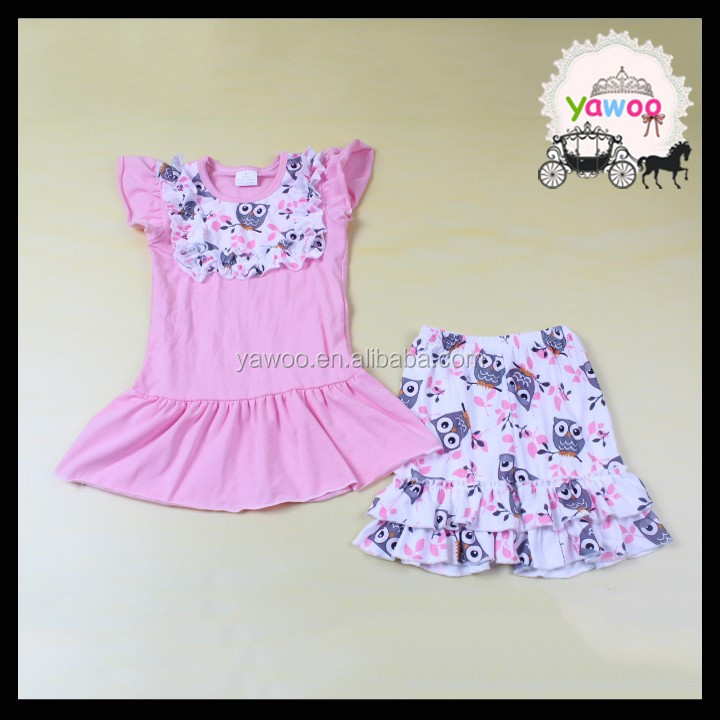 2016 Name Brand Baby Clothes New Arrival Girls Clothes Online
