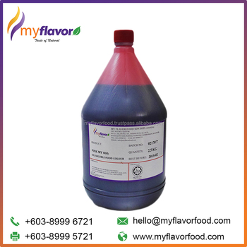 My Flavor High Quality Oil Soluble Food Coloring Malaysia - Buy Oil ...