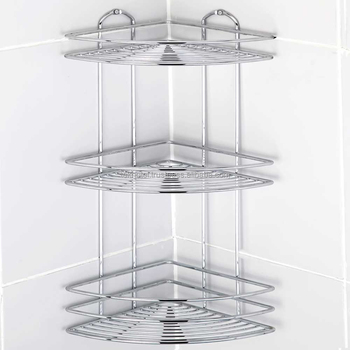 Bk023 Three Tier Corner Shower Caddy - Buy 3 Tier Shower Caddy ...
