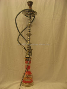 Egyptian Hookah brass 3door XL