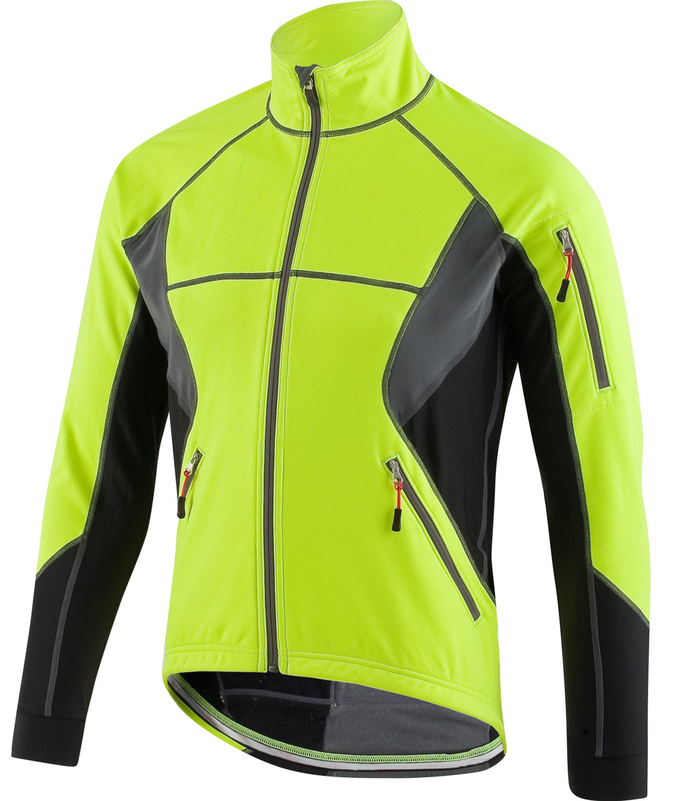 Cycling Fleece Jacket | Outdoor Jacket