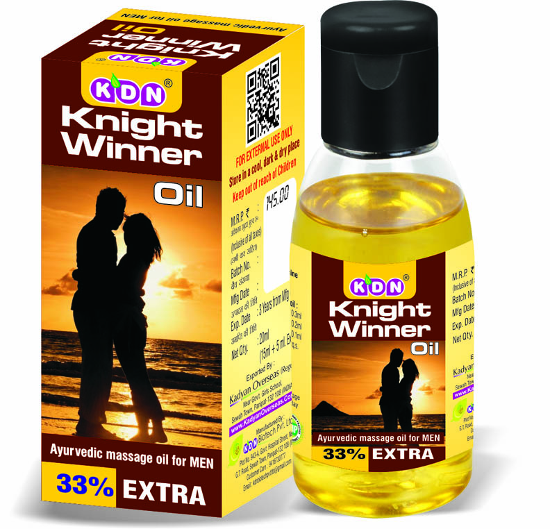 Massage and sex oil