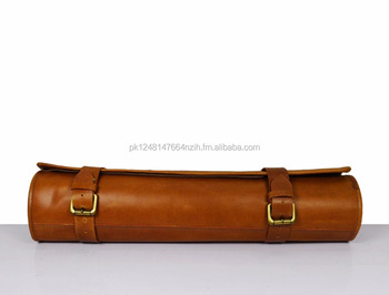 Real Leather Knife Storage Chef S Bag