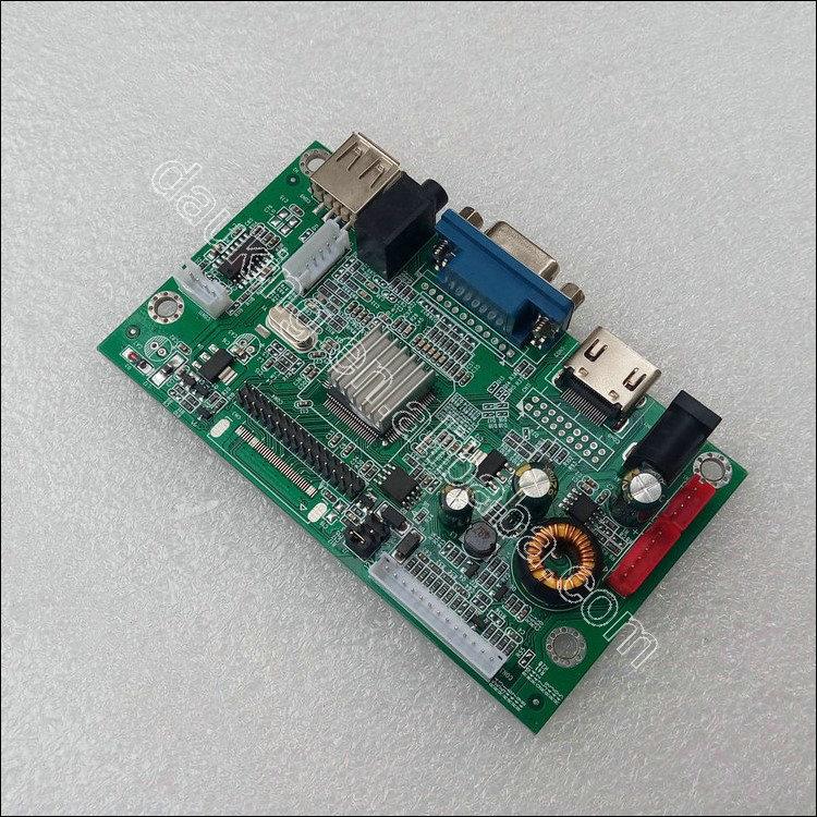 Tft Lcd Screen +driver Board+osd Keypad+ Hdmi+usd+vga,1920*1080 Full Hd Lcd  Panel Controller Board,Hdmi Driver Board Tv Board - Buy Tft Lcd Monitor