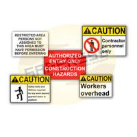 Danger Safety Signs Sql-sgn-ss-dss-002