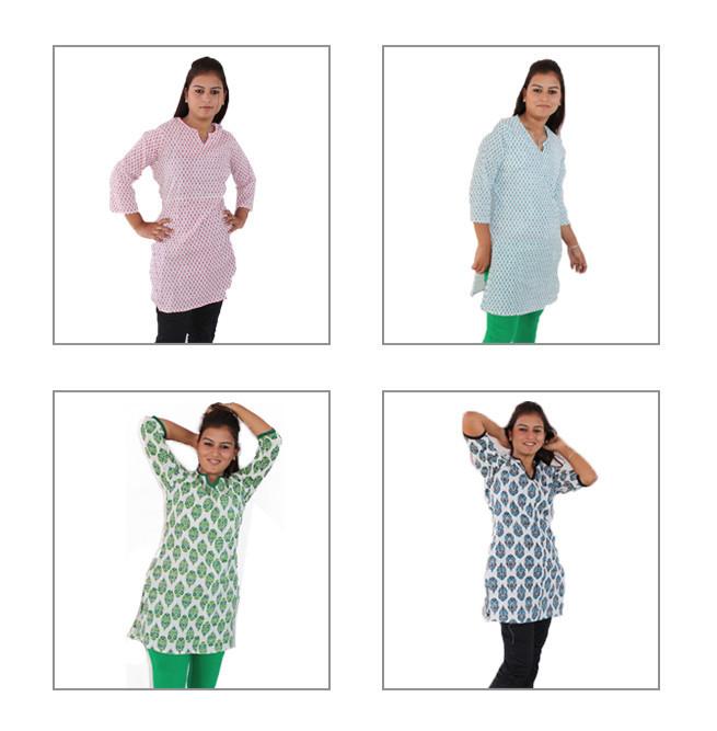 Catálogo de fabricantes de Kurtis Indio Para Mujer de alta calidad y ...