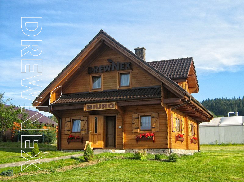 Beautiful Wooden Log House Cheapest Offer From