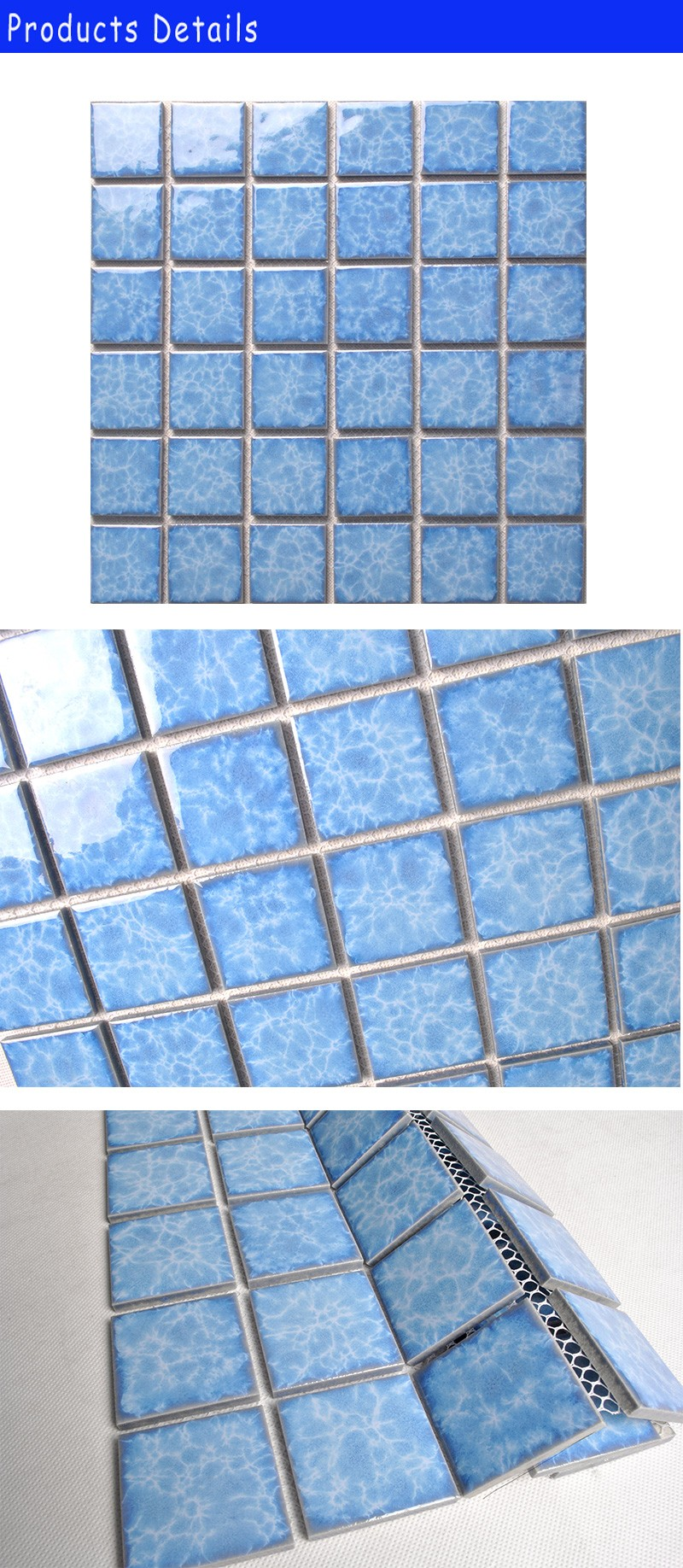 online discount 2 x 2 inch mosaic ceramic tile for swimming pools ...