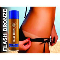 (BOX) 12 Flash Bronze Self Tanning Spray Original Brazilian Bikini Brand Ipanema