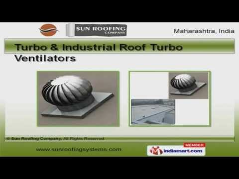 Metal Roofing Sheets & Roofing Accessories by Sun Roofing Company, Bhiwandi