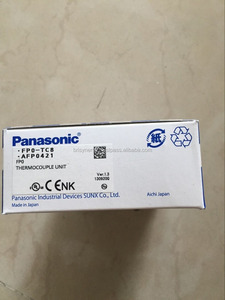 Brand New Panasonic FP0 Series Programmable Logic Controllers FP0-TC8 panasonic /Nais Thermocouple Unit