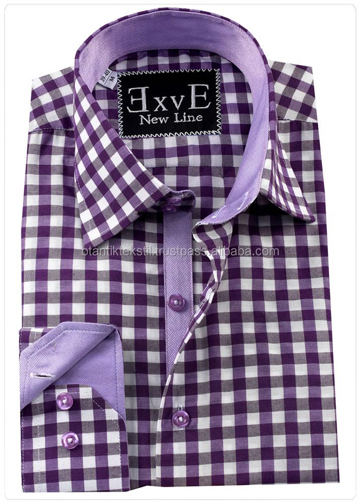 Finden Sie Hohe Qualität Überprüfen Sie Hemd Hersteller und ...