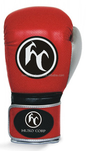 Hand Mold Boxing Gloves With Customized logo & labeling