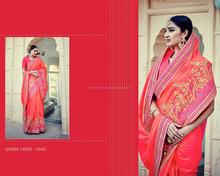 Red Art Silk Saree On Alibaba.com/Best Saree Collections Online/Online Saree Shop