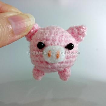 Pippa Pig amigurumi pattern - Amigurumipatterns.net | 350x350