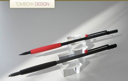 Thinnest But Durable Brass Body Oil Ballpoint Pen,Zoom 707 Tombow ...