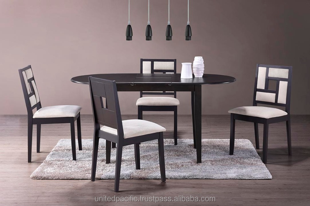 Butterfly Dining Set Wooden Extension Table And Dora F Chair 1 4