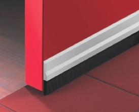 Customized Bottom Door Seal Brush Strip For Roller Door & Customized Bottom Door Seal Brush Strip For Roller Door - Buy ... Pezcame.Com