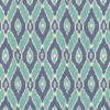 Lightweight Ikat Jacquard Dress Fabric