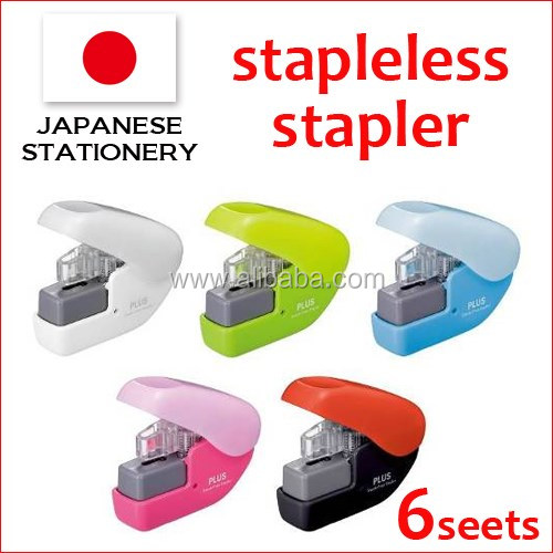 A wide variety of staple less stapler stationary product with good designs