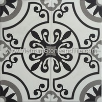 Vietnam Encaustic Handmade Cement Tiles or old floor tiles