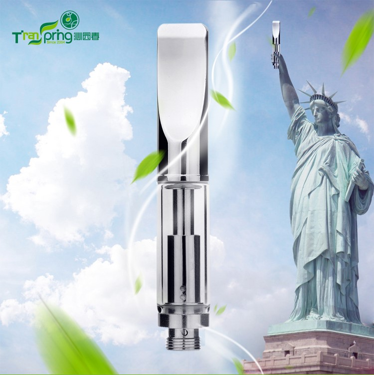 Transpring Vaporizer pure cbd oil tank for cbd extract 510 cbd cartridge vape