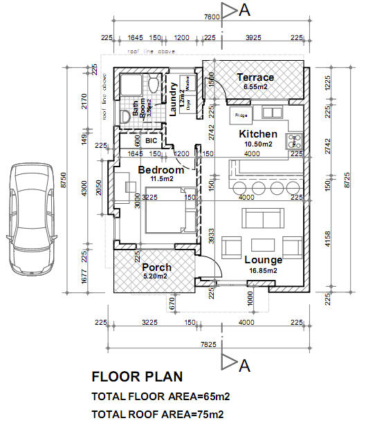 Granny Flat Floor Plans South Africa