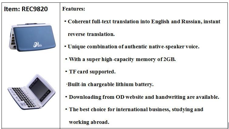 professional professional talking dictionary translator ruassian english