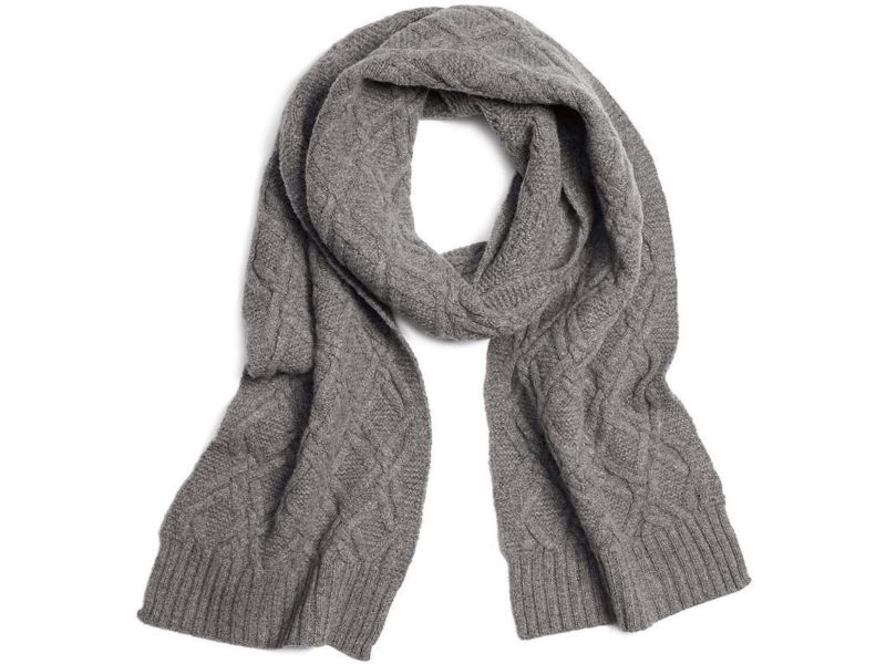 winter scarf all types of plain stripe knitted scarves