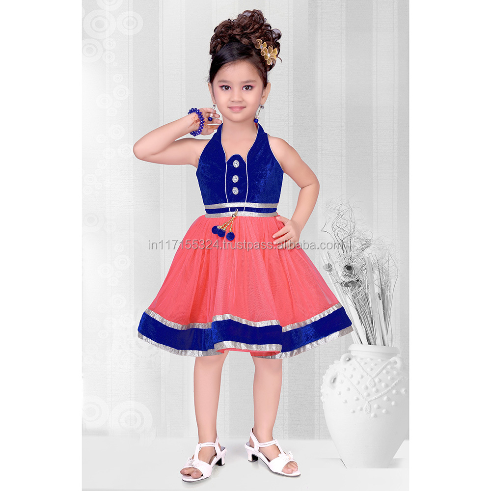 18cb6afb113c Manufacturers sale kids wear sleeveess frocks wholesale lovely baby fashion  dress. Contact Us For