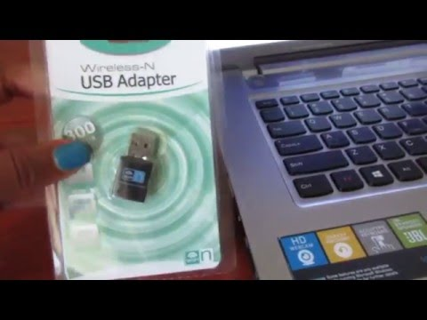 ActionFly WifiSpd-300 Mini 300Mbps Wireless-N USB Wifi Adapter-Wifi Dongle review