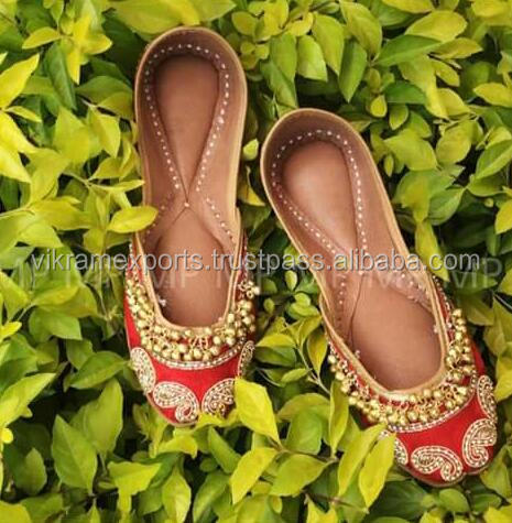 Indian women jutti, embroideery jutti, women shoe