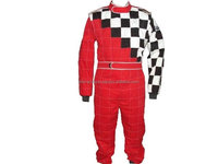 Double Layer Nomex sfi 3.2/A5 Level Suit with Racing flag