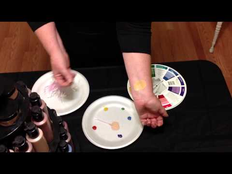 The Magic of Color Theory using Motives Custom Blend Color Correctors