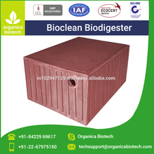 Bio Waste Treatment Bio Digester Tank at Best Available Price