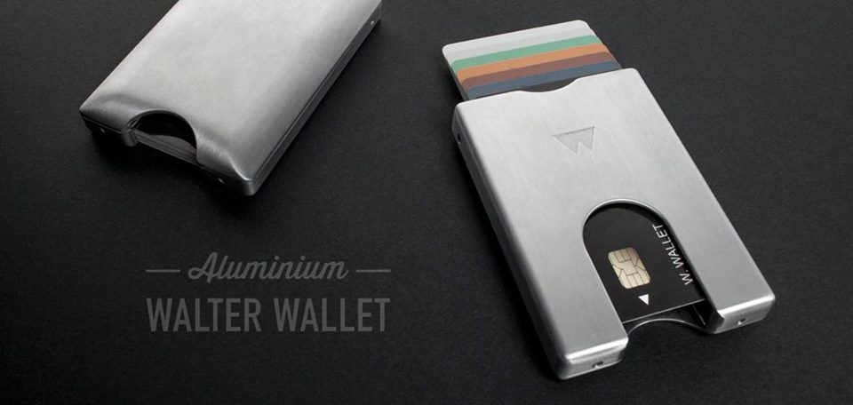 06777caa677 Walter Wallet Raw Aluminium - Buy Card Guard Aluminum Wallet,Fashion Aluminum  Wallet,Aluminum Wallet Custom Design Product on Alibaba.com