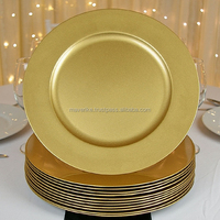 Gold Charger Plate show plate