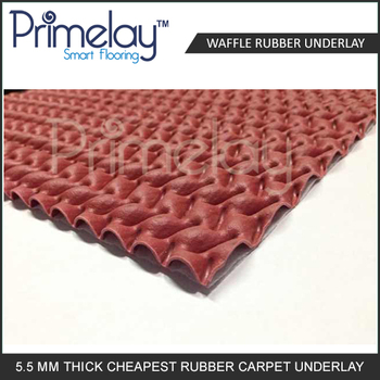 Primelay Brand Carpet Padding Underlay For All Types Of Flooring